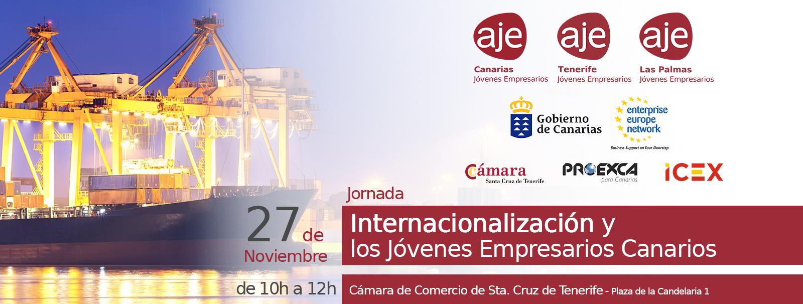 Internacionalización AJE Canarias