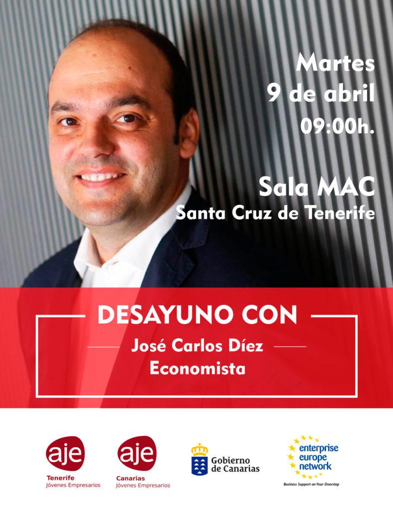 Desayuno de trabajo con José Carlos Díez